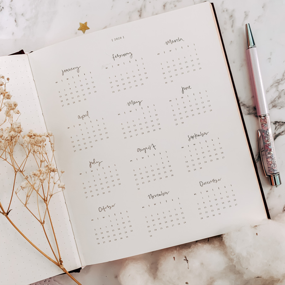Emma Kate Co Weekly Planner Review